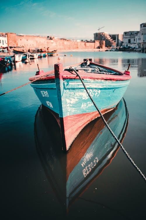 Foto profissional grátis de água, ao ar livre, barco