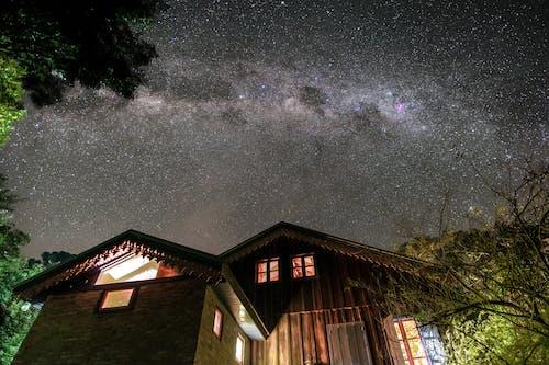 Безкоштовне стокове фото на тему «архітектура, астрономія, Астрофотографія»