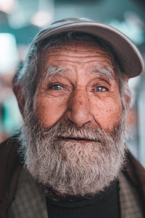 Foto profissional grátis de adulto, barba, bigode