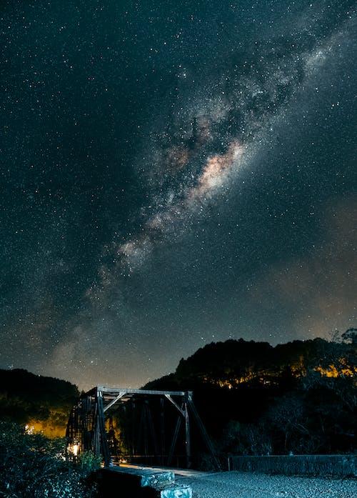 Gratis lagerfoto af arkitektur, astrofotografering, astronomi