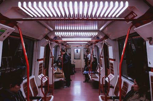 Les Gens Dans Le Train