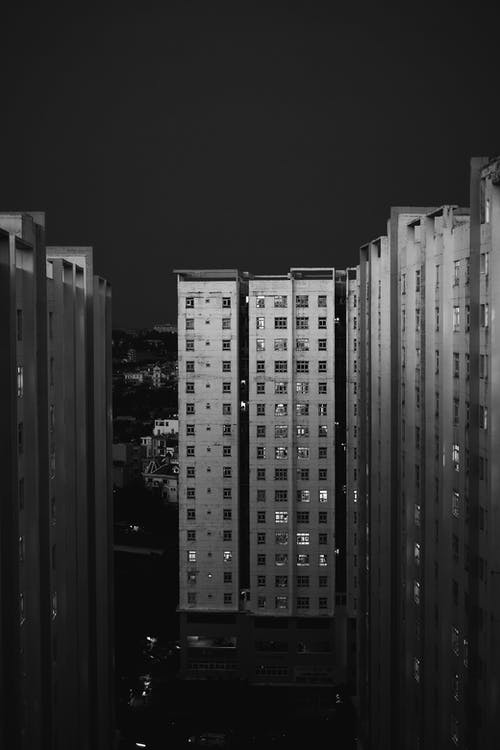 Free stock photo of apartment, architecture, building