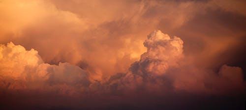 คลังภาพถ่ายฟรี ของ skyscape, ครึ้มเมฆ, ดราม่า, ท้องฟ้า