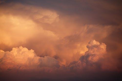 Foto profissional grátis de nuvem