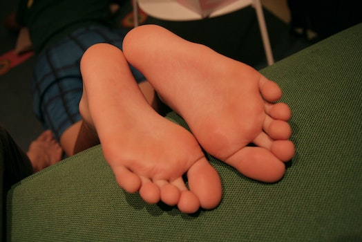 Free stock photo of foot