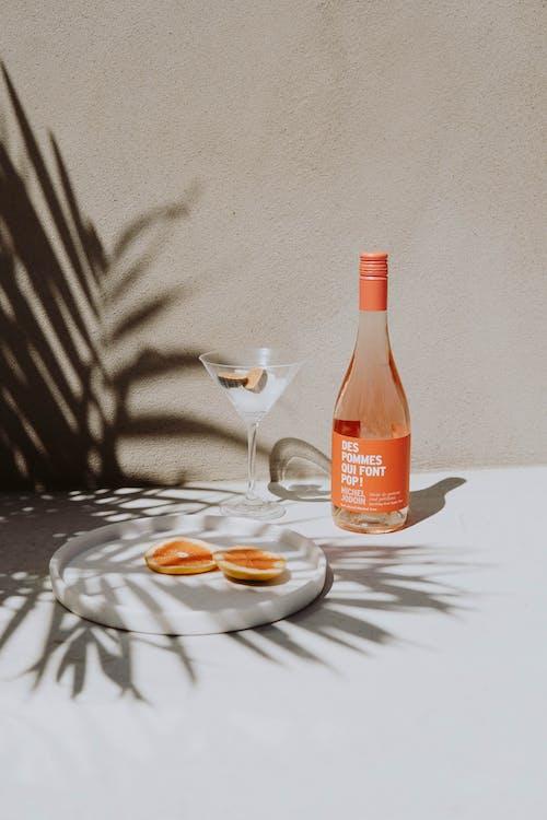 Free stock photo of alcoholic beverage, beach, bottle