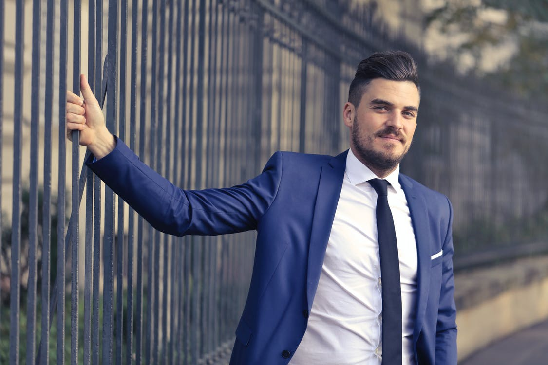 Free stock photo of businessman, career, caucasian