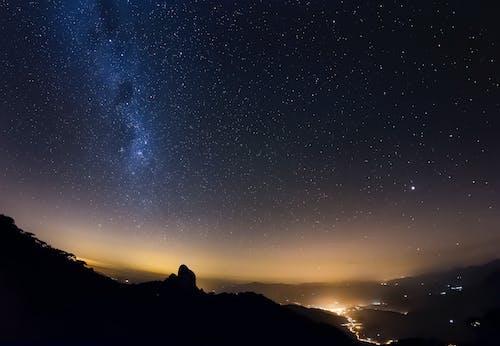 Gratis lagerfoto af astrofotografering, astrologi, astronomi