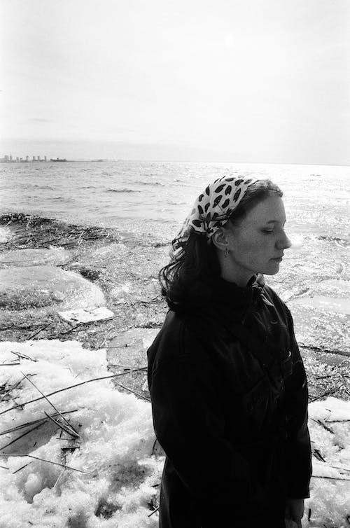 Δωρεάν στοκ φωτογραφιών με ακτή, άνεμος, Άνθρωποι