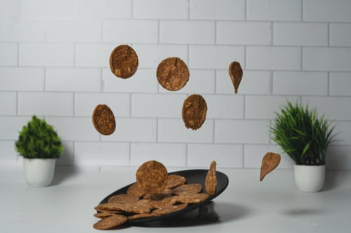 Brown Wooden Heart Shaped Wall Decor