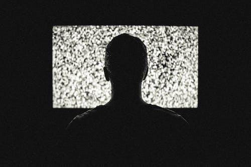 Kostenloses Stock Foto zu dunkel, film, gamer, kino