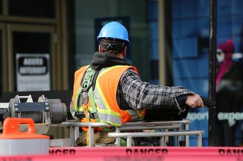 Kostnadsfri bild av arbetare, byggarbetare, fara, säkerhet