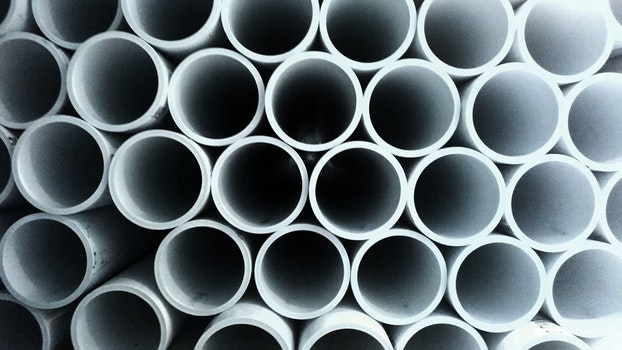 Free stock photo of stack, pipes, round, close-up