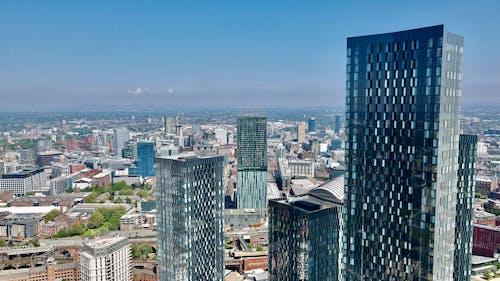 Darmowe zdjęcie z galerii z manchester, miasto, panorama