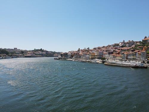 Darmowe zdjęcie z galerii z dron, lizbona, porto