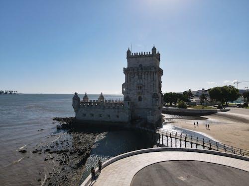 Darmowe zdjęcie z galerii z morze, plaża, portugalia