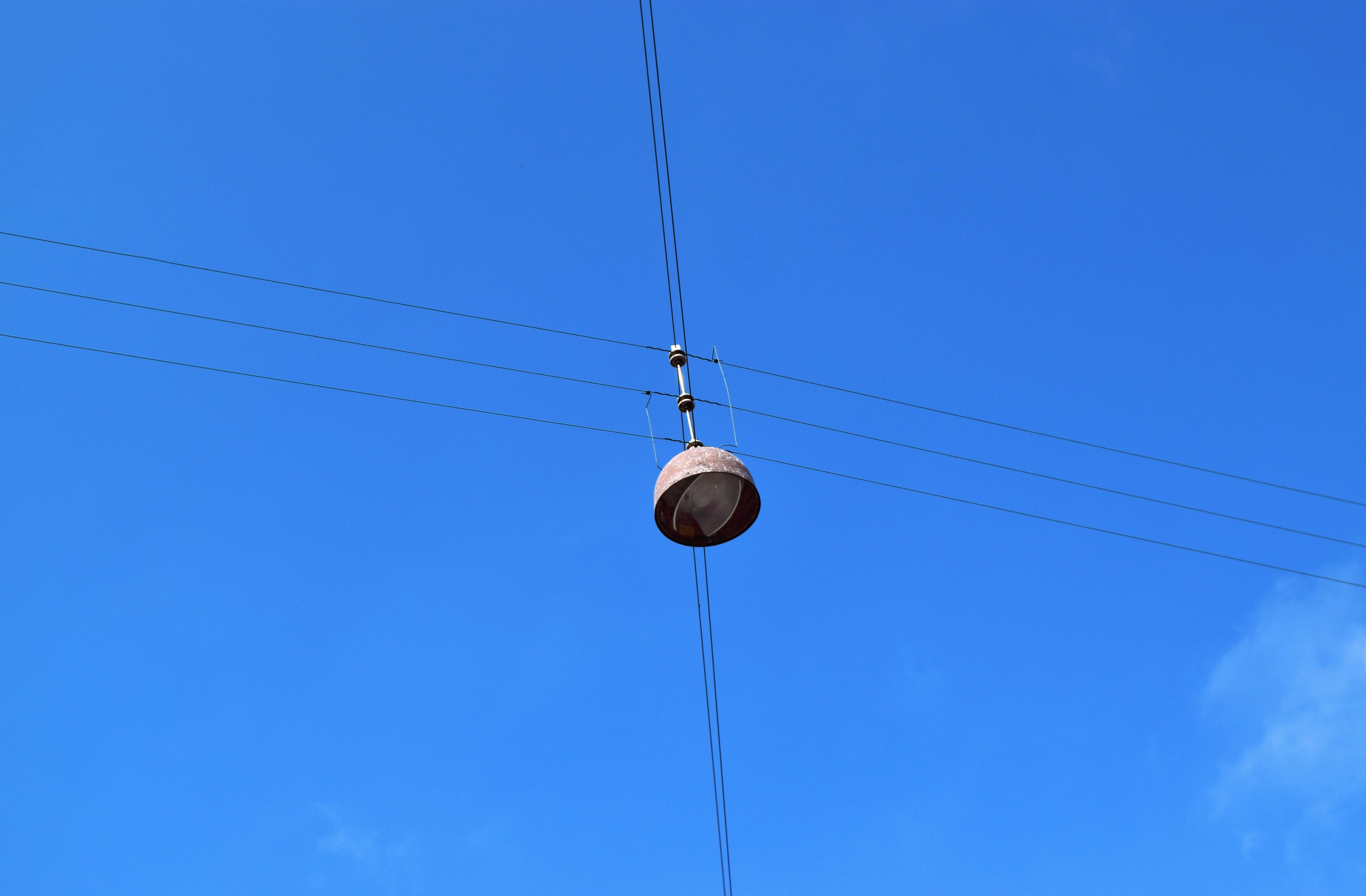 Free stock photo of sky, street lamps, kobenhavnerlamper, copenhagen lamps