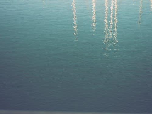 シースケープ, ティール, テクスチャ, ビーチの無料の写真素材