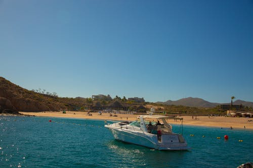 Free stock photo of beach, bost, cabo san lucas