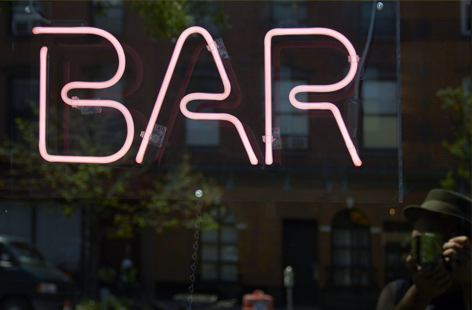 Free stock photo of light, city, bar, neon