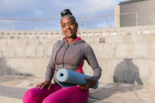 Ilmainen kuvapankkikuva tunnisteilla afroamerikkalaiset naiset, aikuinen, aktiivinen elämäntapa