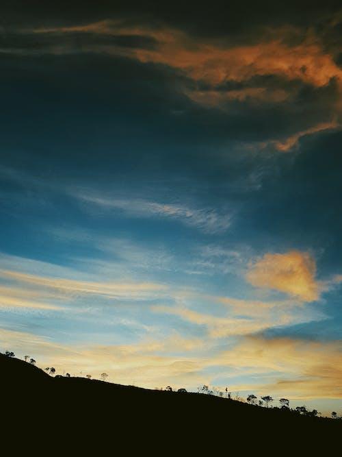 Foto stok gratis alam yang indah, angin ribut, angin topan