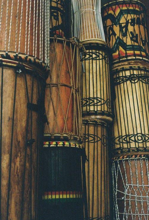 Free stock photo of african drums, bass, bass drums, drum