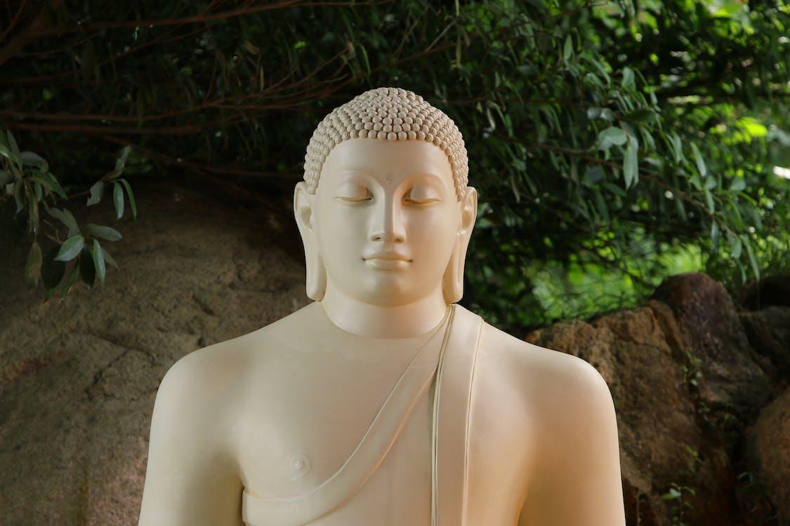 aanbidden, Azië, beeld