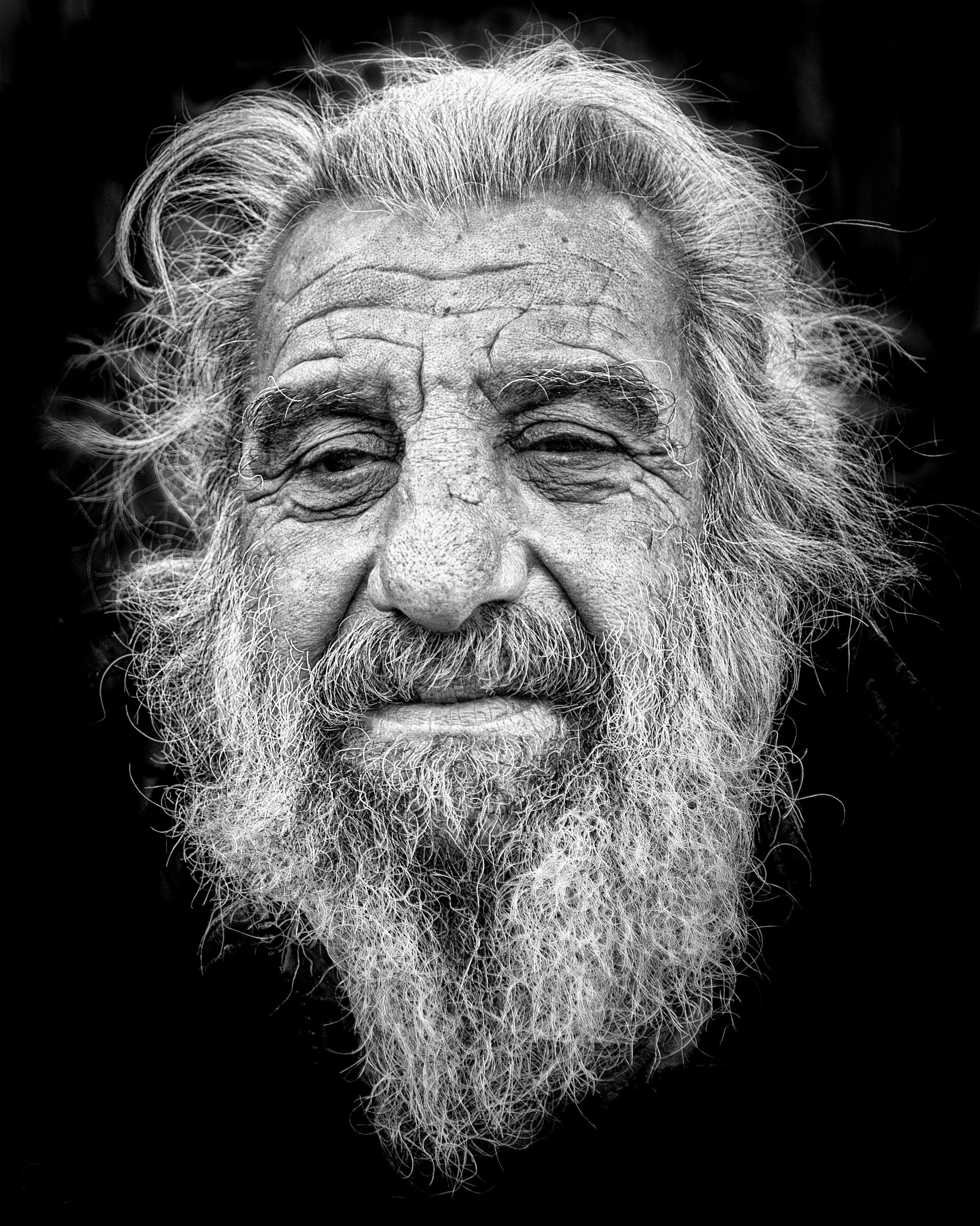 Kostenloses Stock Foto zu alt, ältere, bart, erwachsener