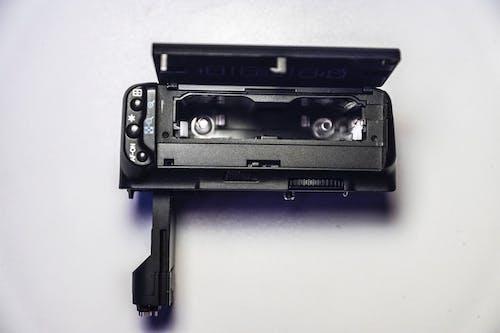 Kostenloses Stock Foto zu accessoire, ausrüstung, elektrik, fotografie