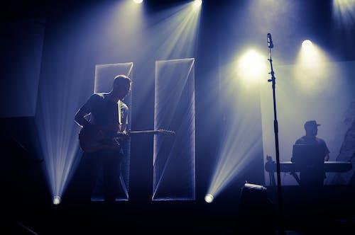 가벼운, 가수, 공연의 무료 스톡 사진