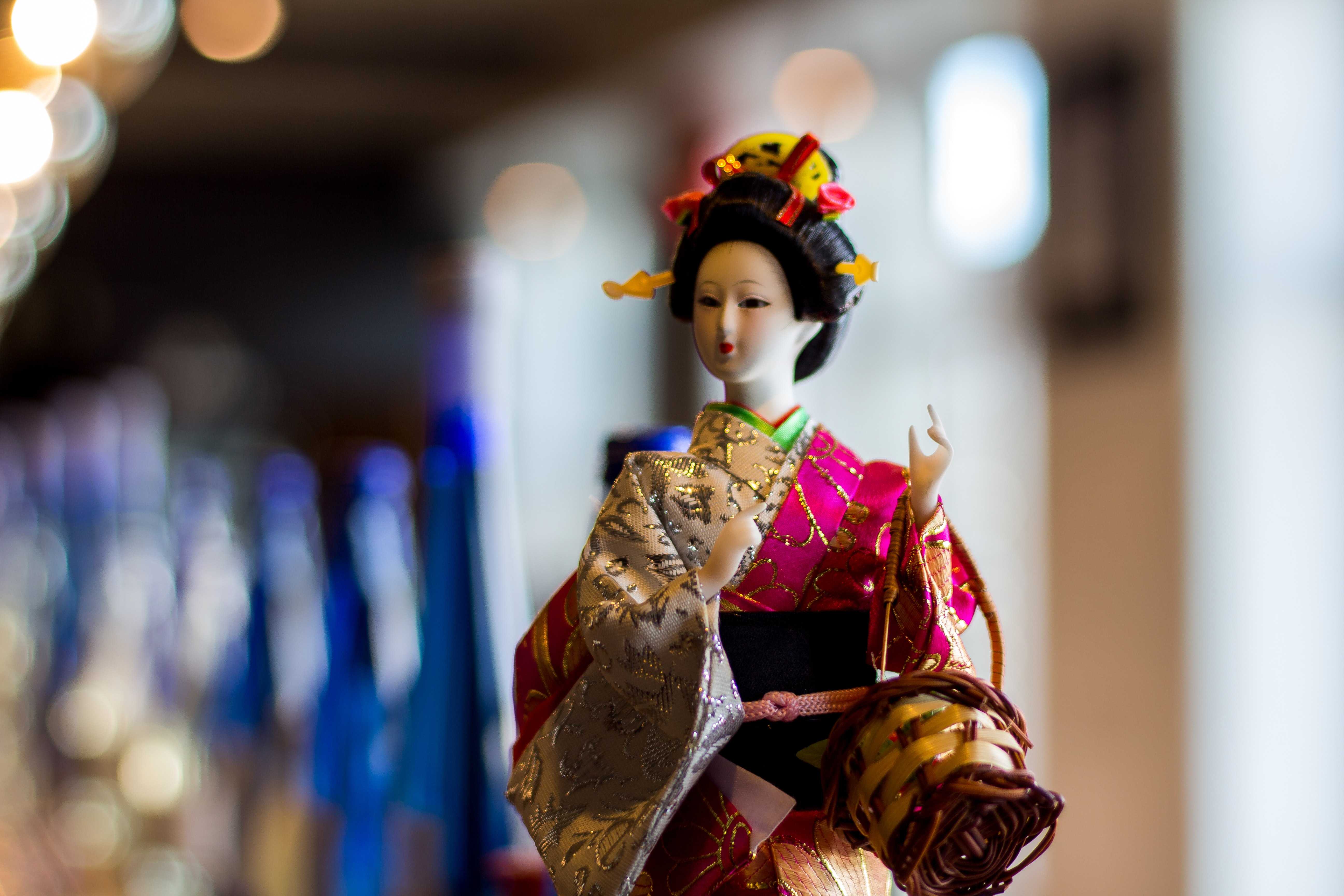 Free stock photo of artistic, bokeh, japanese culture