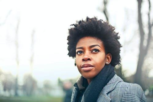 Ingyenes stockfotó afro, arc, arckifejezés, csinos témában