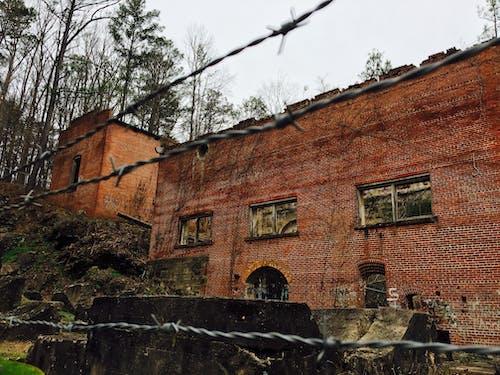 Ảnh lưu trữ miễn phí về tòa nhà bỏ hoang