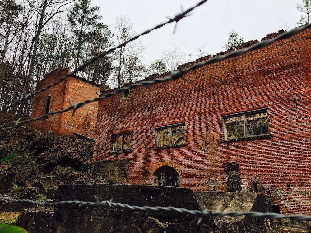 Imagine de stoc gratuită din clădire abandonată
