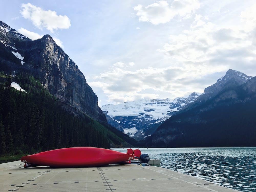 Fotos de stock gratuitas de canoa