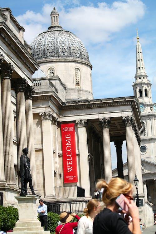 Free stock photo of art museum, famous landmark, Fear1ess3, london