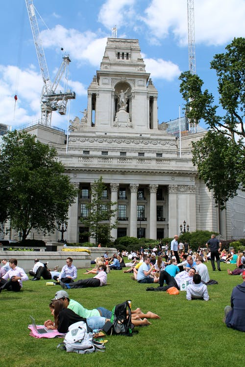Free stock photo of Fear1ess3, london, People in London, royal parks