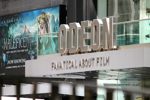 Free stock photo of Fear1ess3, london, London Red Carpet Theater, ODEON Cinemas