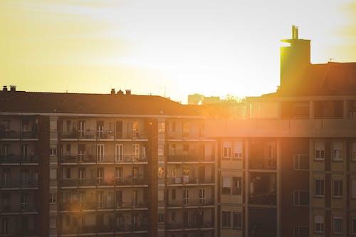Gratis stockfoto met appartement, architectuur, buiten