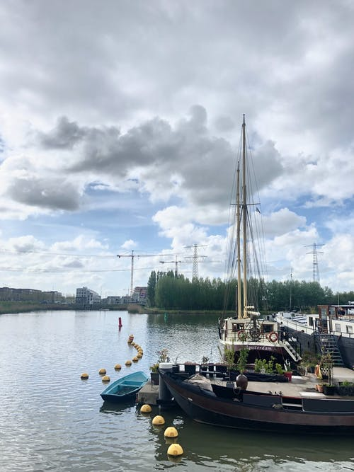 amsterdam, denizci, gezinme içeren Ücretsiz stok fotoğraf