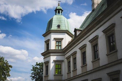 açık hava, barok, bina içeren Ücretsiz stok fotoğraf