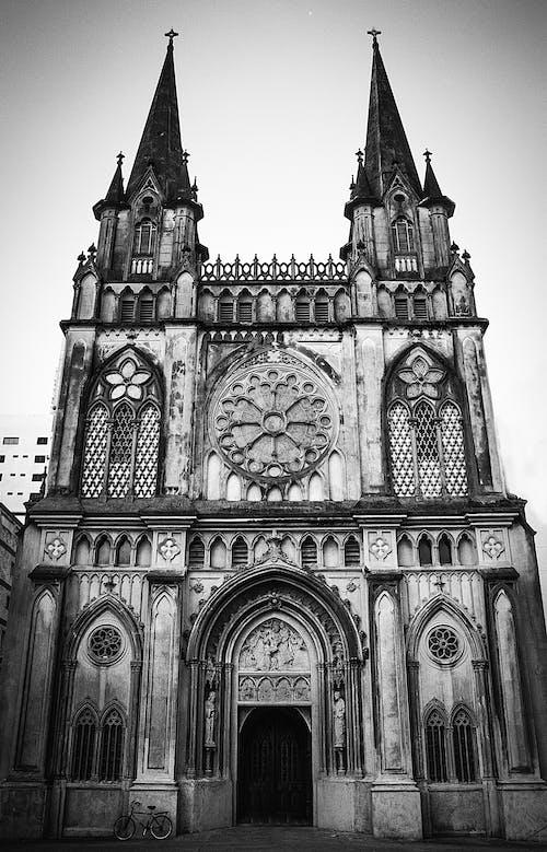 Kostnadsfri bild av arkitektonisk, båge, catedral, gotic