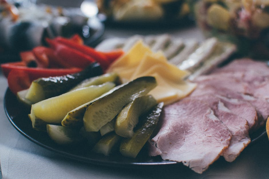 New free stock photo of food, plate, dinner