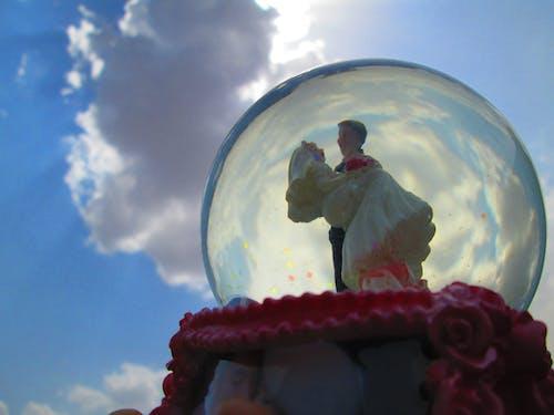 Aşk, bulut, çift, evli içeren Ücretsiz stok fotoğraf