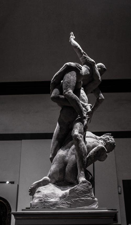 Imagine de stoc gratuită din de epocă, sculptură