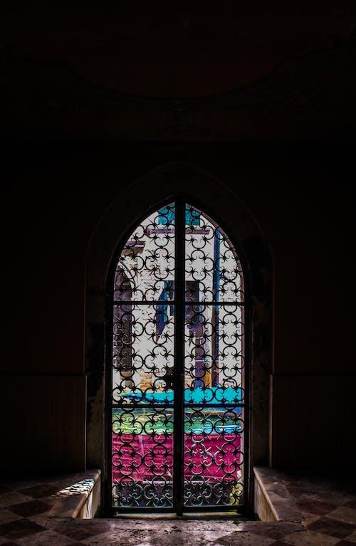 kapı, renk, venedik içeren Ücretsiz stok fotoğraf