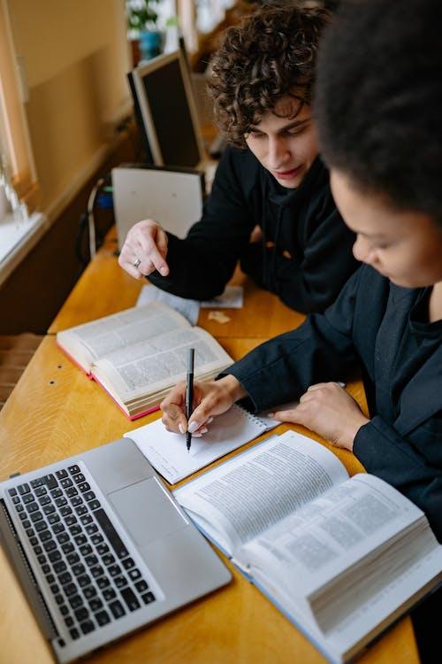 คลังภาพถ่ายฟรี ของ การศึกษา, การเขียน, การเรียนรู้