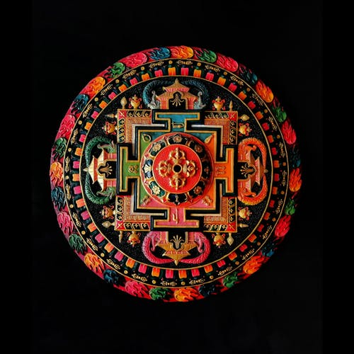 Free stock photo of abstract, art, aztec