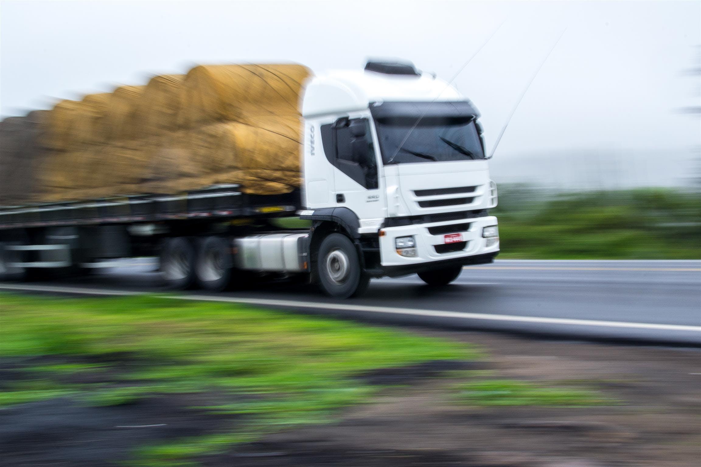 Free stock photo of highway, truck, nikon, 35mm